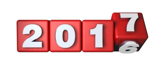 imagen Bye, bye 2016, Welcome 2017