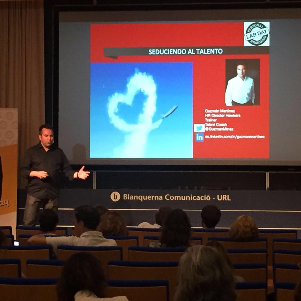 imagen Conferencia Personal Branding Lab Day 2016