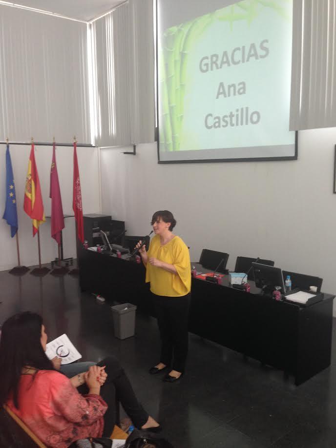 imagen Entrevista a Ana Castillo Coordinadora Lanzadera Empleo Elche